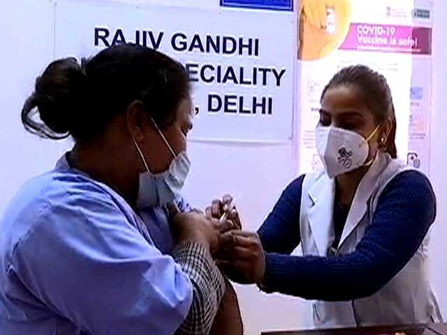 Video : India Records Over 1 Million Daily Vaccinations, Other Top Stories