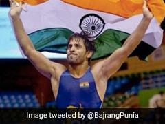 Wrestler Bajrang Punia Leaves Social Media To Focus On Tokyo Olympics