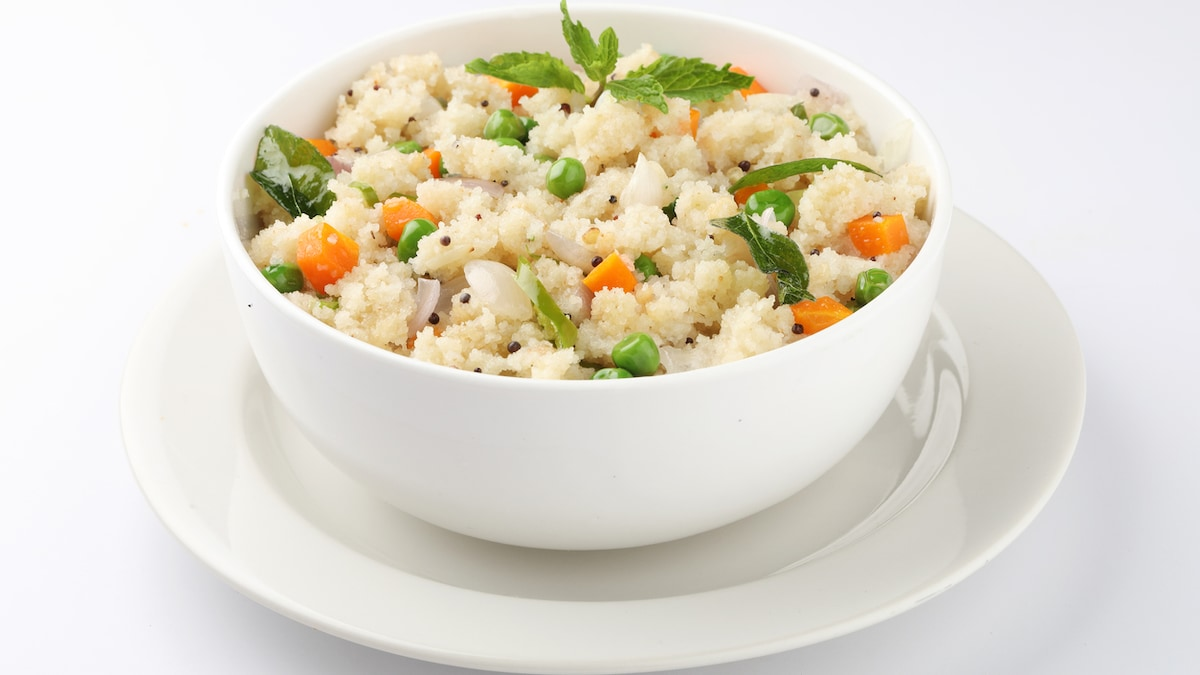 Curd Upma Recipe: Try This South Indian Classic With A Tangy Twist