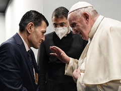 Pope Francis Meets Father Of Alan Kurdi, Drowned Syrian Toddler