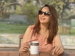 "Madhuri Dixit's ""Perfect Start To The Day"" Looks Like This"