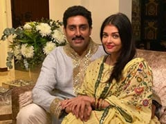 "Viral: Abhishek Bachchan's Epic Reply To Troll Who Said He Has A ""Beautiful Wife He Doesn't Deserve"""