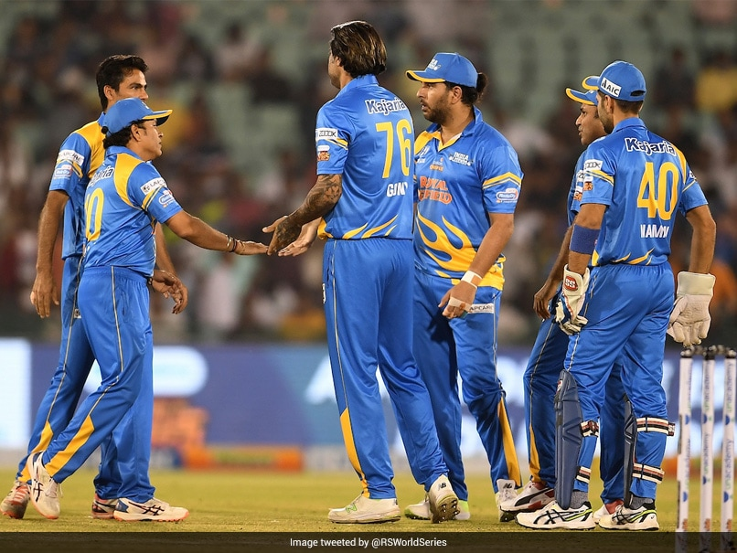 Road Safety World Series: All-round India Legends progress to Storm Final |  | Latest News | Live Scores Today