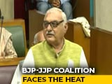 "Video : ""When Rome Was Burning"": Bhupinder Hooda's Dig At Haryana No-Trust Debate"