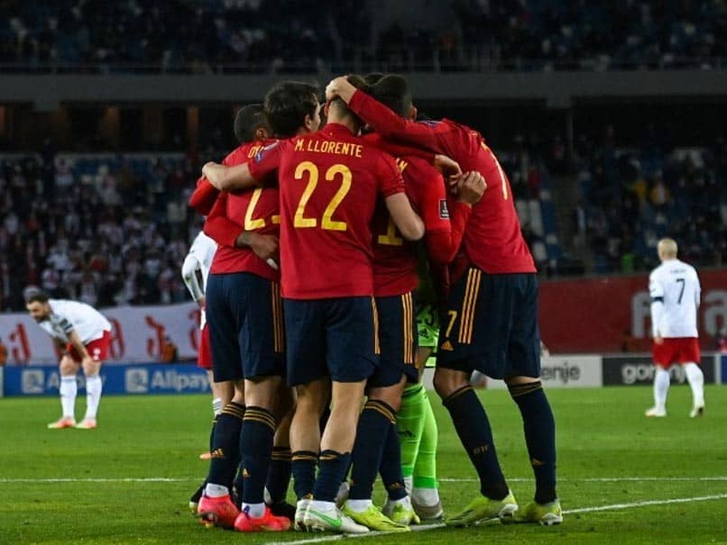 """The controversy stems from the description of Kosovo as a """"territory"""" by the Spanish Football Federation (RFEF) when it published Spain's opening World Cup qualifying fixtures."""