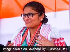 Sushmita Dev Didn't Resign Over Seat-Sharing Talks: Assam Congress