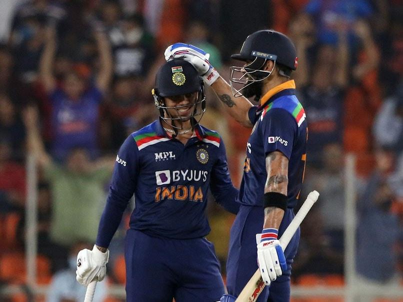 """Never Experienced That Sort Of Energy"": Ishan Kishan On Batting With Virat Kohli"