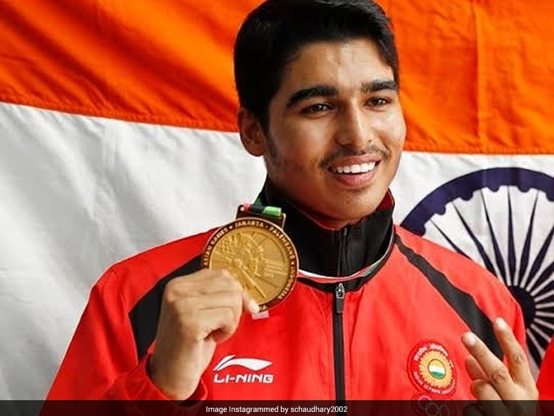 ISSF World Cup: Saurabh Chaudhary Wins Silver In Mens 10m Air Pistol, Abhishek Verma Bags Bronze