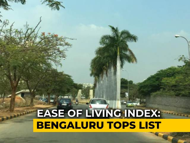 """Video : This City Ranked """"Most Livable"""" In Government's 'Ease Of Living Index'"""