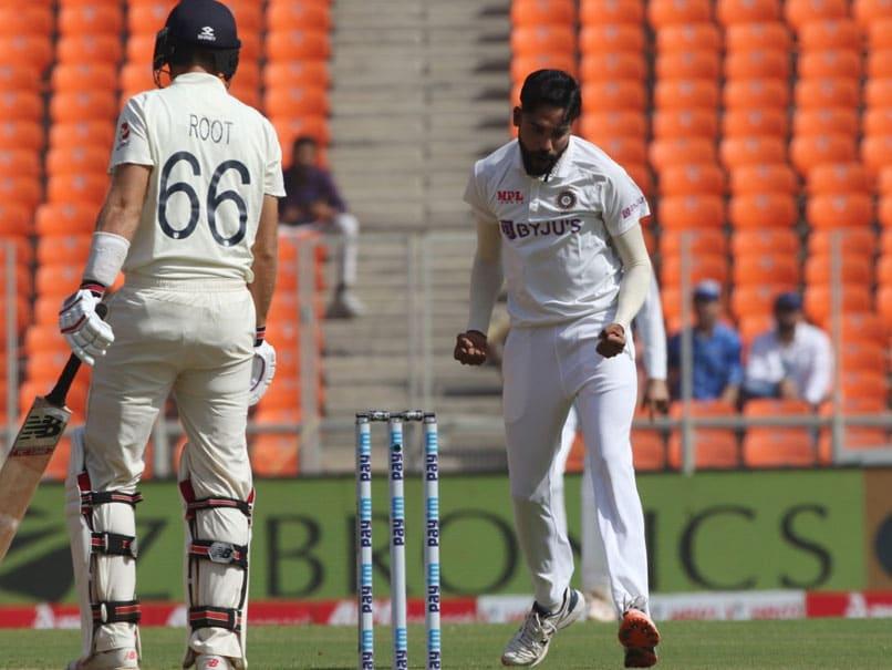 India vs England, 4th Test: Enjoyed Joe Roots Dismissal As I Set Him Up, Says Mohammed Siraj