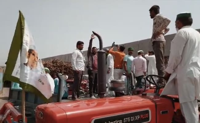 """Police Being Used To """"Suppress Our Voice"""": Gujarat <i>Bharat Bandh</i> Protestor"""