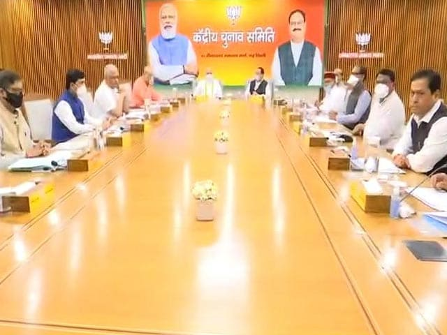 Video : BJP Announces List Of Candidates For 4 States, Other Top Stories