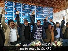 3 Former Legislators Join Jammu And Kashmir People's Conference