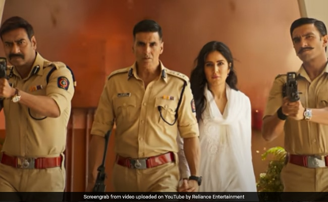 Sooryavanshi: Akshay Kumar And Katrina Kaif's Film To Release On This Date