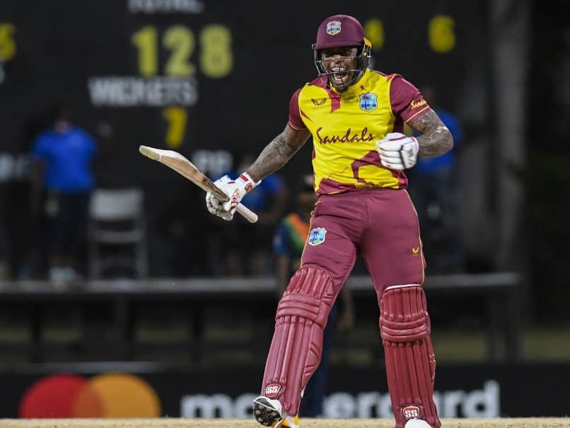 WI vs SL: Fabian Allen Leads Windies To 3-Wicket Win, T20I Series Triumph Over Sri Lanka
