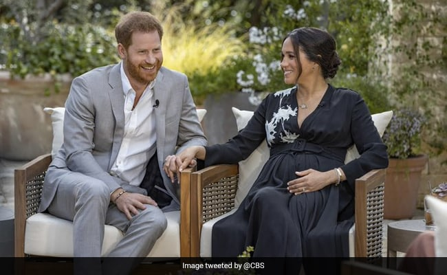 Harry, Meghan Show 'Courage' In Airing Mental Struggles: White House