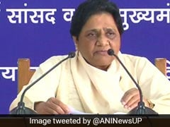 Mayawati Asks UP Government To Support Families Of Staff Who Died On Panchayat Poll Duty