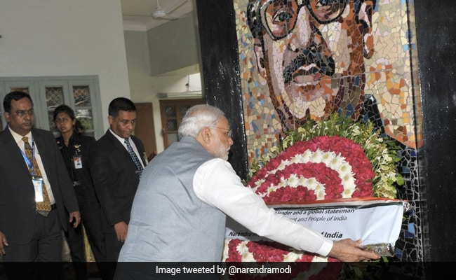 Gandhi Peace Prize For Sheikh Mujibur Rahman, Late Sultan Of Oman