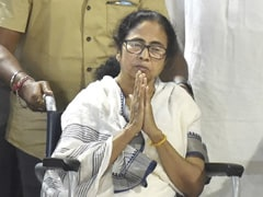 Swelling On Mamata Banerjee's Left Ankle Subsided, She's Doing Fine: Doctor