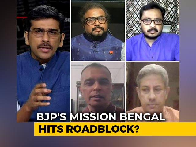 Video : BJP's Bengal Hiccup: Can It Achieve Mission 200?