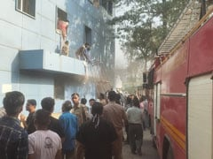 Around 150 Patients Moved Out As Fire Breaks Out At UP Hospital
