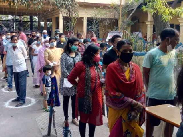 Video : 70% Turnout In Bengal, 62% In Assam Till 3.30 PM In Phase 1 Polls