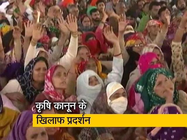 Video : किसान आंदोलन के 100 दिन पूरे, KMP एक्सप्रेस-वे जाम करेंगे किसान