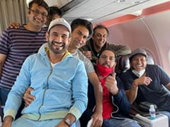Yuvraj Singh's Cheeky Comment On Mohammad Kaif's Pic After India Legends Win Title