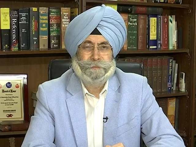 Video : Each District In Delhi Has Exclusive Courts For Children: HS Phoolka, Senior Advocate