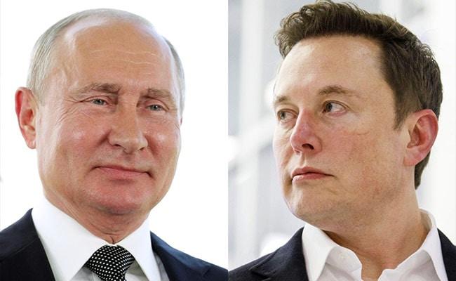 Elon Musk's Clubhouse Invite To Putin A 'Misunderstanding', Says Kremlin