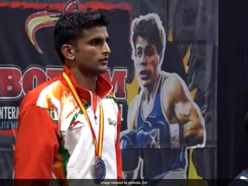 Boxam International: Manish Kaushik Strikes Gold, Five Other Boxers Win Silver