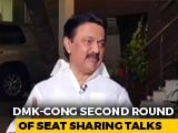 Video : DMK Signs Seat-Sharing Deal With Two Parties For Tamil Nadu Polls