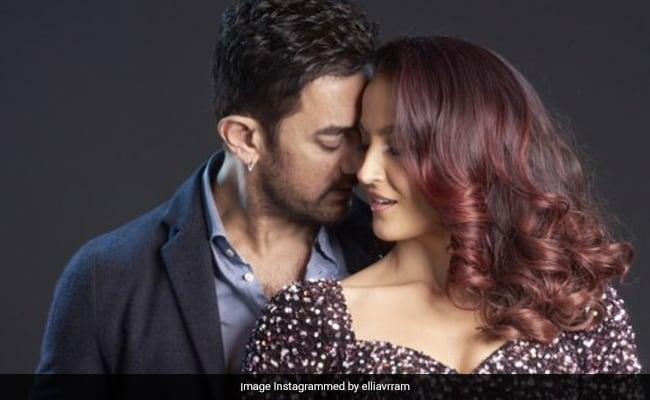 Aamir Khan's Pic From 'Koi Jaane Na' Song 'Har Funn Maula' Goes Viral