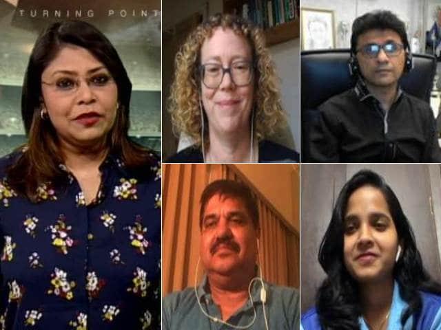 Video : Rohit, Pant, Axar, Sundar Threw Up Series Defining Moments