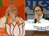 Video : Battleground Bengal: PM Modi Vs Mamata Banerjee