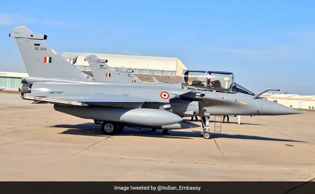 VIDEO: वायुसेना की ताकत में इजाफा, राफेल जेट के एक और बैच ने फ्रांस से भारत के लिए भरी उड़ान