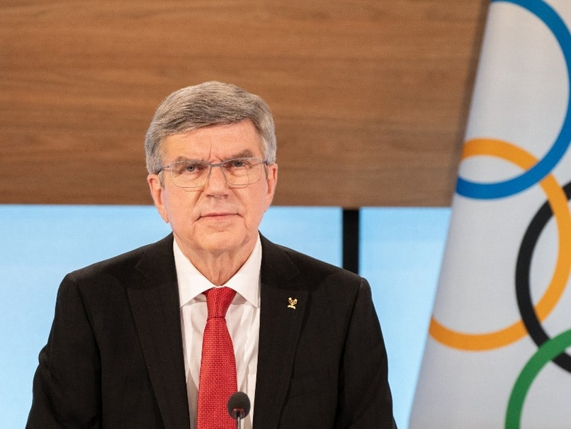 Tokyo Olympics On Schedule, Says IOC Chief Thomas Bach Despite Japanese Opposition