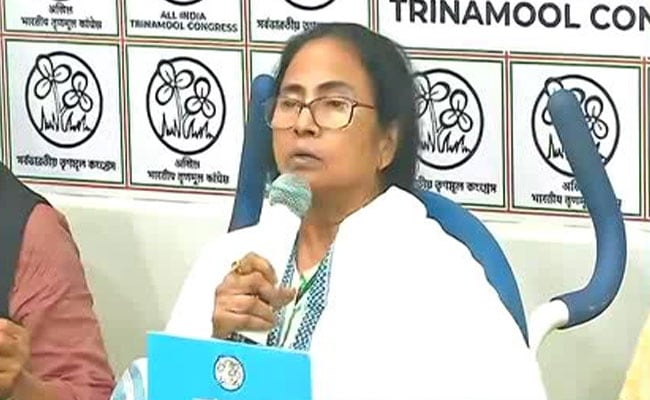 Thank God 'Mir Zafars' Quit, Saved Trinamool: Mamata Banerjee