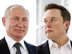 "Elon Musk's Clubhouse Invite To Putin A ""Misunderstanding"", Says Kremlin"