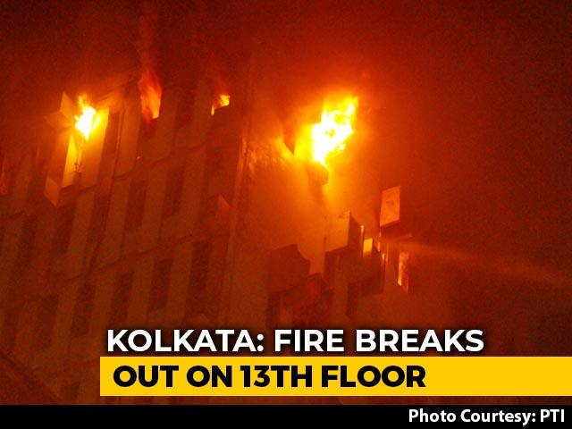 Video : Firemen, Cop Among 9 Dead In Kolkata Blaze, Mamata Banerjee Visits Spot