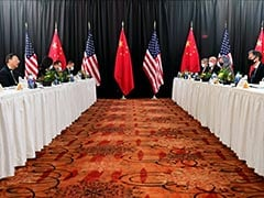 US, Chinese Diplomats Clash In High-Level Meeting Of Biden Administration