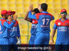 Asghar Breaks MS Dhoni Record As Afghanistan Sweep Zimbabwe T20I Series