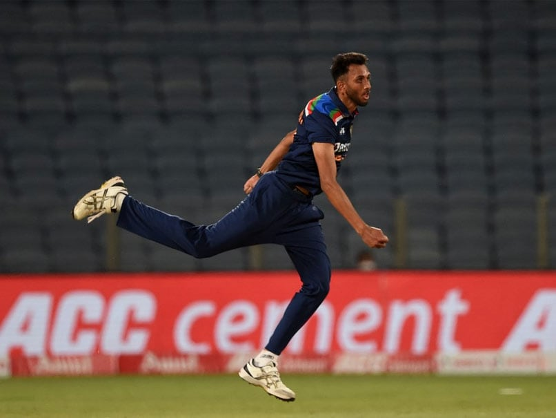 """India vs England: """"Would Like To Start Better """" With The New Ball, Says Prasidh Krishna"""