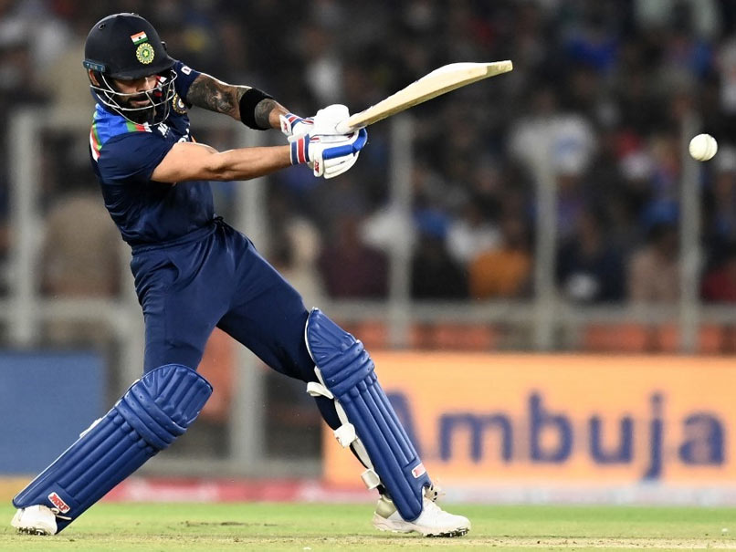 ICC T20I Player Rankings: Virat Kohli Moves To Fourth Position, Rohit Sharma Climbs To 14th Spot