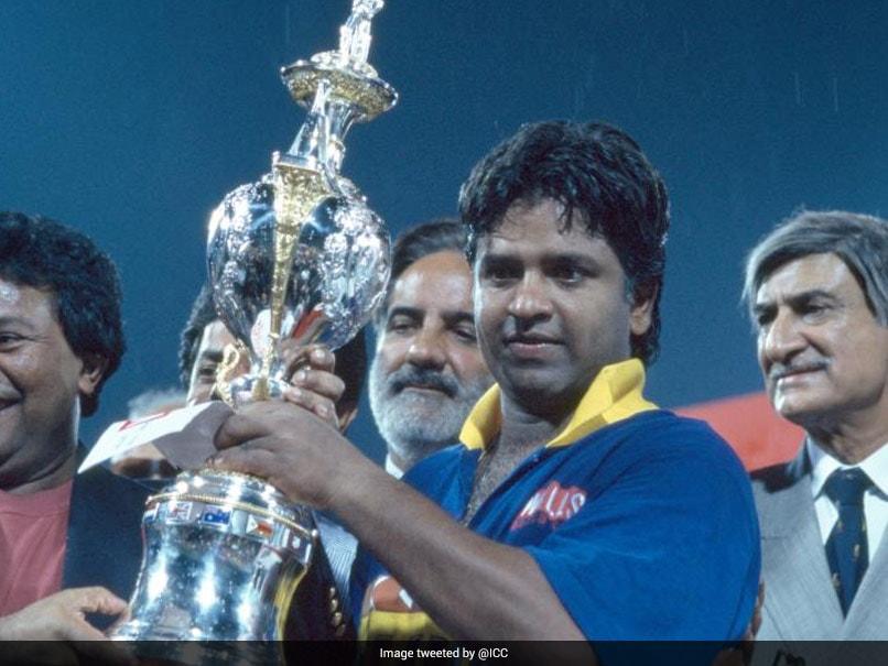 The 1996 World Cup winning captain Arjun Ranatunga feels that. | Latest News | Live Scores Today