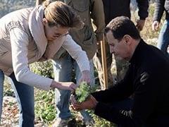 Syria's President, Wife Test Positive For Coronavirus