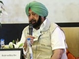 Video : Centre Maligning Farmers With Letter On Bonded Labourers: Amarinder Singh