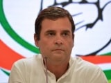"Video : ""India No Longer Democratic Country"": Rahul Gandhi Tweets Swedish Report"