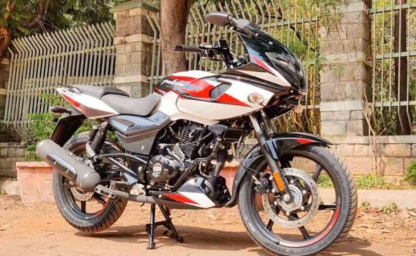 Expect Bajaj Auto to launch the updated Pulsar 220F very soon