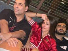 Malaika Arora And Others Are Trending After Party Amid COVID-19 Spike In Mumbai